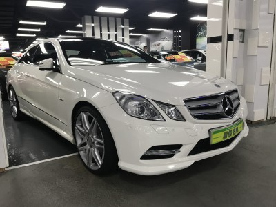 MERCEDES-BENZ	E250 COUPE AMG EDITION